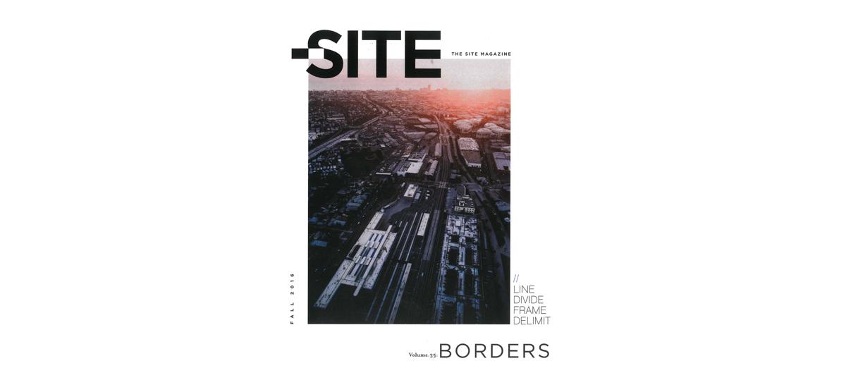 The Site Magazine - Stylos
